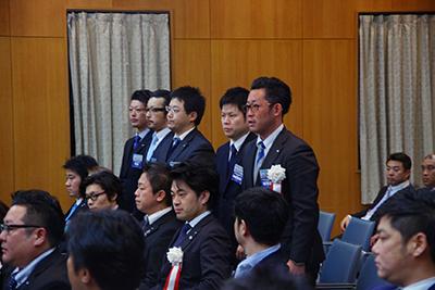 尾張旭青年会議所:2017年度1月総会